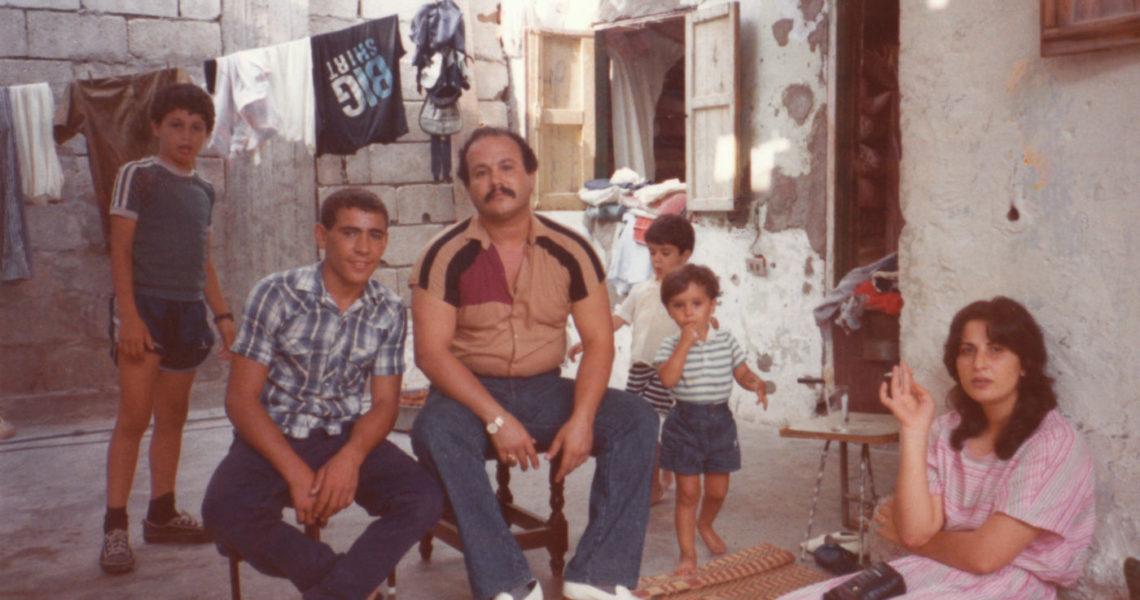 A world not ours: la vita dei rifugiati palestinesi