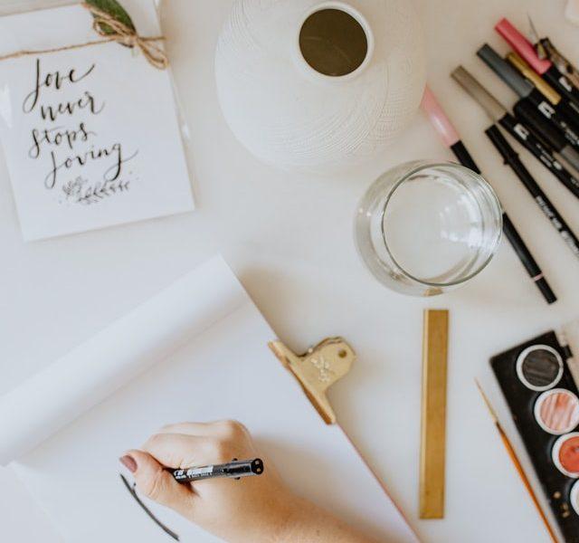 La calligrafia: un'arte per riscoprire sé stessi